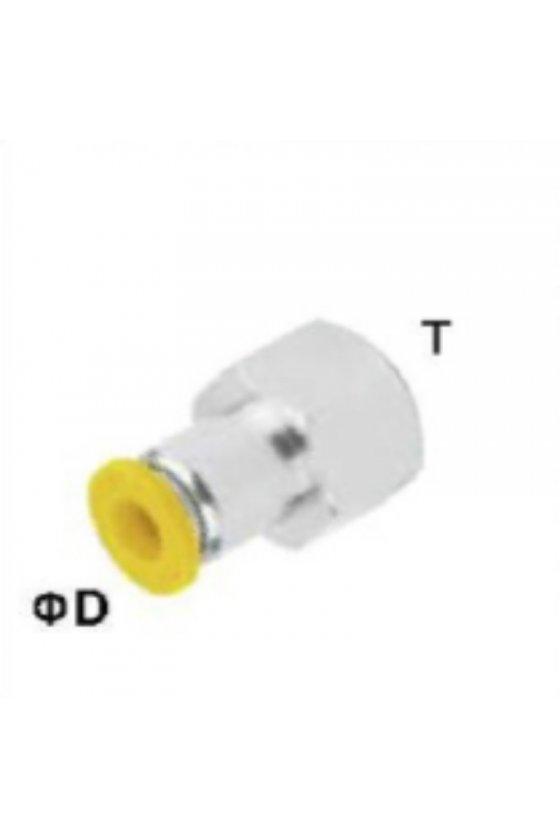 EPCF06-02 CONECTOR RECTO...