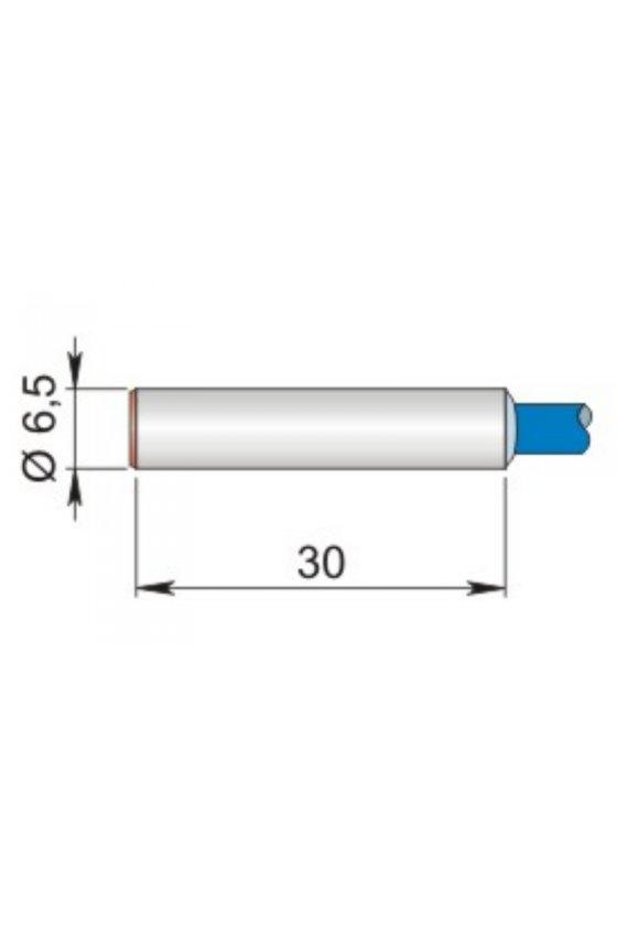 SI6.5 N1 (I65000057) SENSOR DE PROX 65MM DIAM SENSA 1MM 5-30VDC