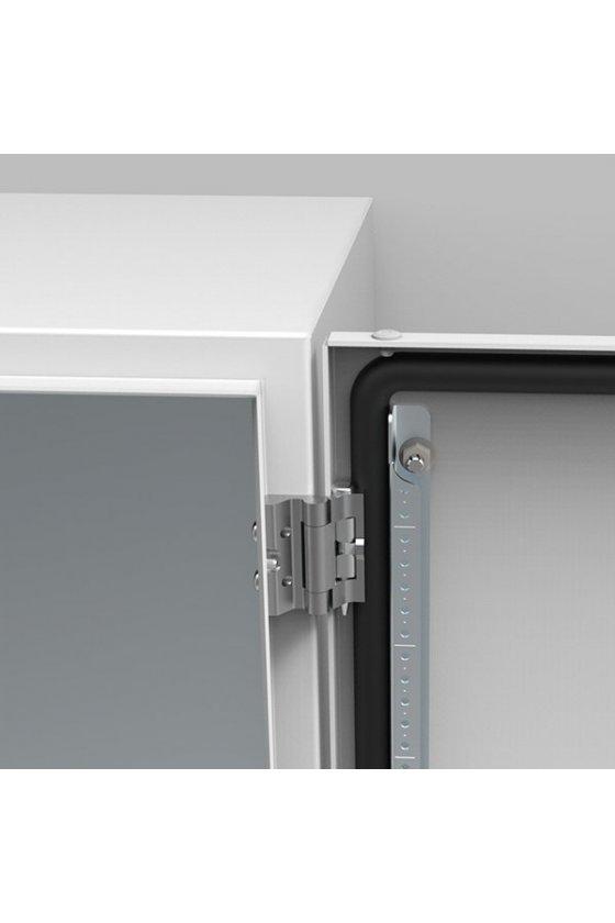 MMH02 Bisagras de aluminio 180º -800mm (2 piezas)