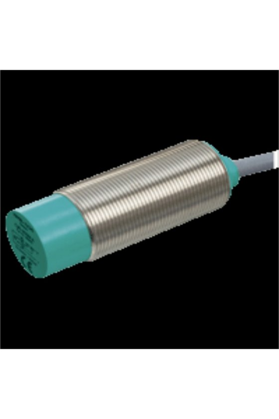CJ10-30GM-WS (037645) SENSOR CAPACITIVO 10 SENSADO 30 DIAMETRO 79 LARGO VCA N.C CON CABLE