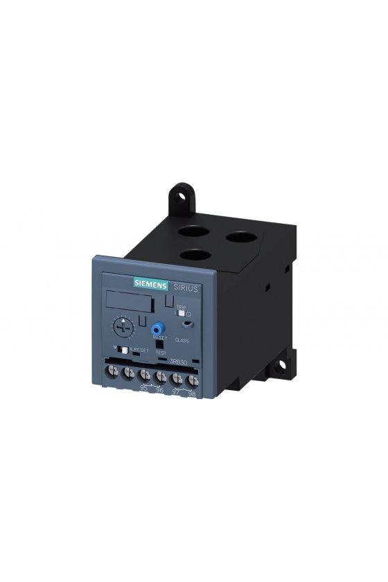 3RB3133-4UW1 Relé de sobrecarga 3RB30, 3RB31 para aplicaciones estándar