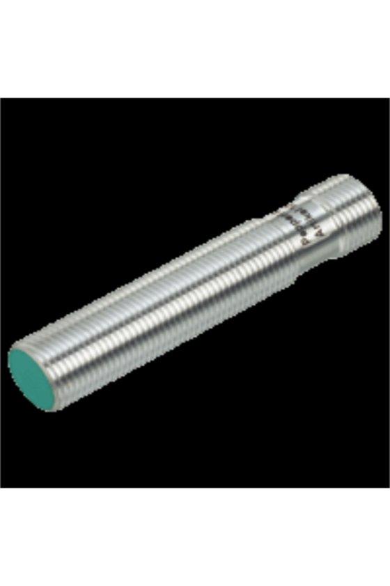 IA6-12GM50-IU-V1 (123391) SENSOR 12MM, ALCANCE SENSADO 0-6 MM 0-10V , SALIDA ANALOGICA.