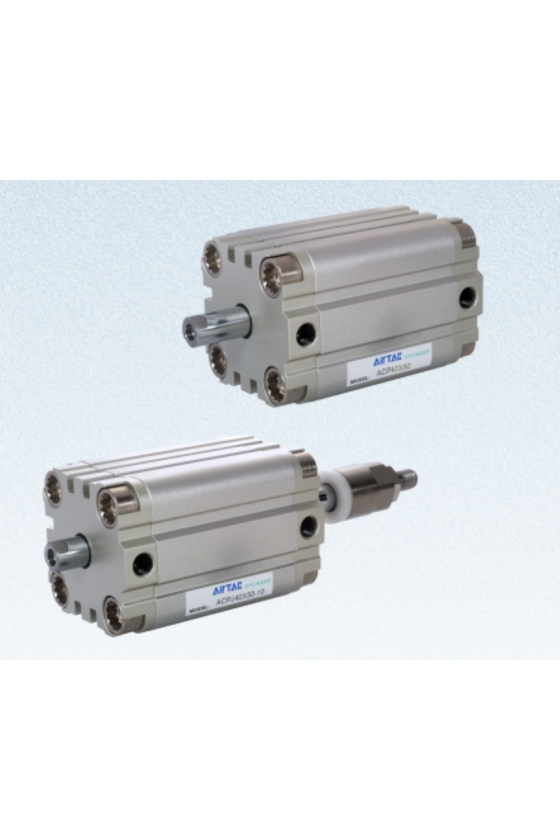 ACPS-100X100 Cilindro compacto 100X100 magnético