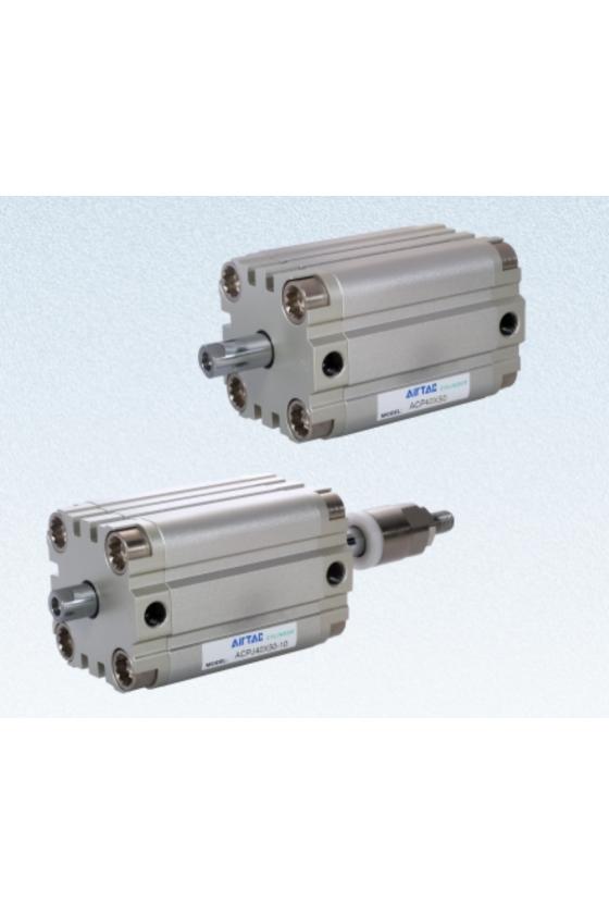 ACPS-20X5-B Cilindro compacto 20x5 magnético macho