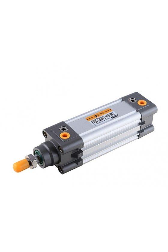 FXBC40X50-SCILINDRO MAGNETICO DE TIRANTES OCULTOS DE 40 MM X 50  MM