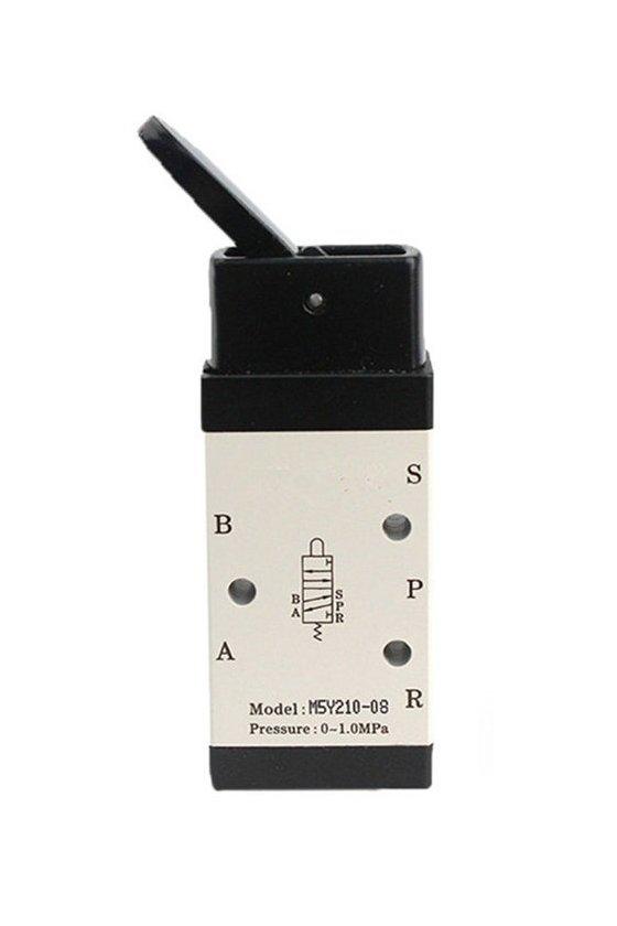 """M5Y210-08 Válvula de control 5 vías 2 posiciones leva entradas de 1/4"""""""