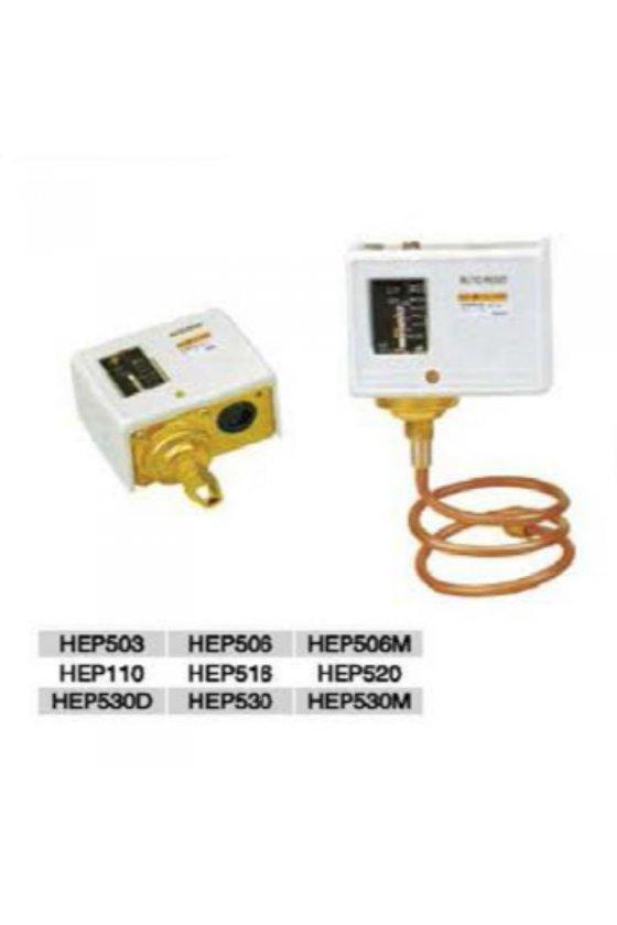 HEP506SWITCH DE PRESION RANGO -0.7-6 BAR DIF 0.6-4