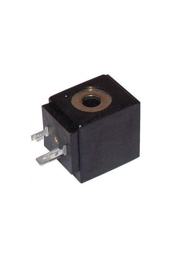 CHPH05 Bobinas modulares integradas de repuesto, terminación tipo DIN 43650A/ISO 4400