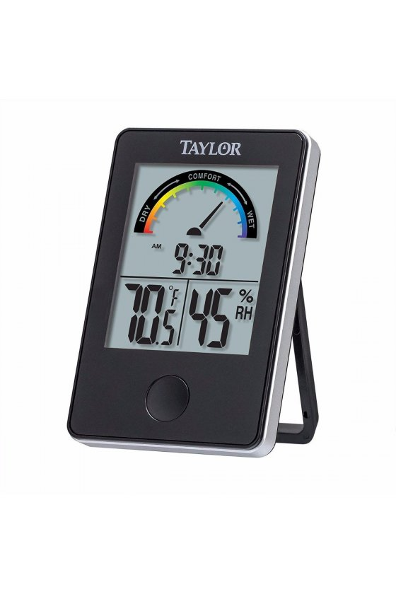1732 Termohigrometro digital interior con indicador de sensación térmica