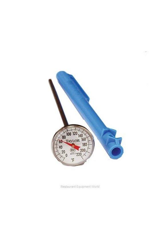 6099 -10+110 N Termómetro bimetálico Lectura Instantánea -10 a 110 °C  de bolsillo
