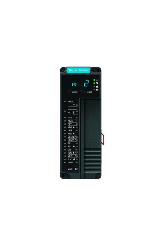 R8001B2001 Módulo de control de quemador SLATE