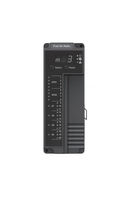 R8001D4001 Módulo de control de relación aire-combustible SLATE