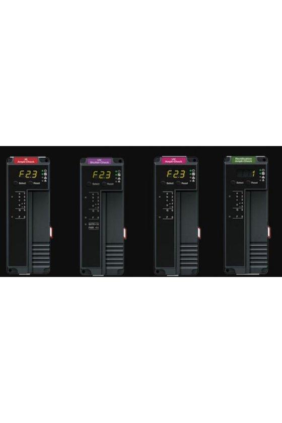 R8001V1031 Módulo de amplificador de llama de rectificación SLATE