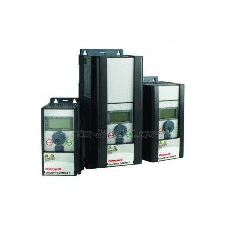 HVFDCD1B0030F00 Compact vfd 1-fase 208 / 230v 3hp full io