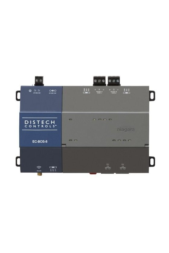 NC-8025 Controles distech...