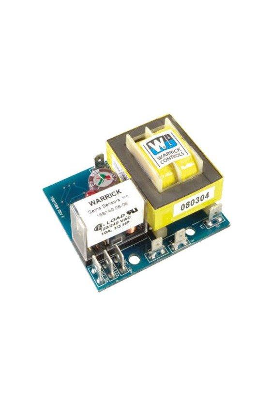 16C1D4  Control de placa de circuito abierto