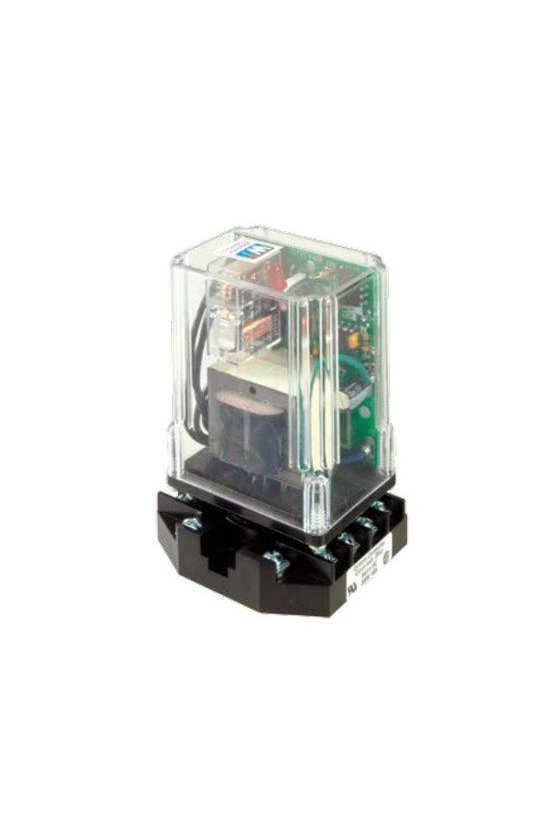 16DMA1A0 Unidad de control de nivel enchufable de estado sólid