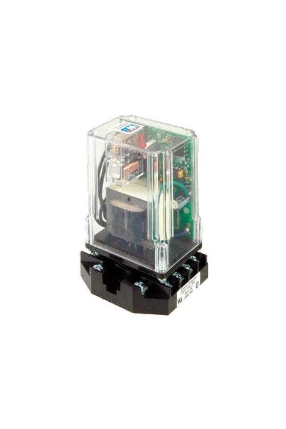 16DMB1A0 Unidad de control de nivel enchufable de estado sólido