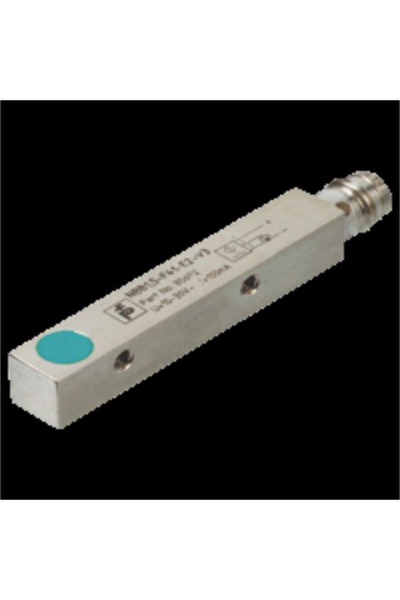 NBB1,5-F41-E2-V3 (085652) SENSOR INDUCTIVO 1,5 SERIE F41 PNP N.A CONECTOR V3