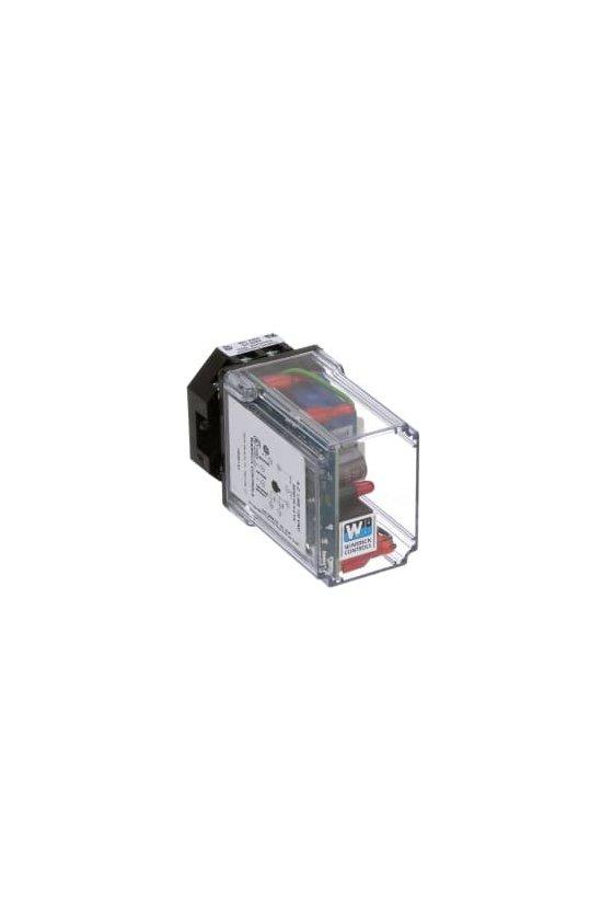 16MB1A0 Unidad de control de nivel enchufable de estado sólido
