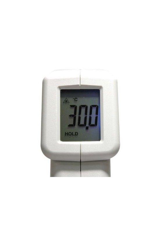 TNC150 termómetro infrarrojo sin contacto rango de -30° a 550° c, o, -22° a 1022° f