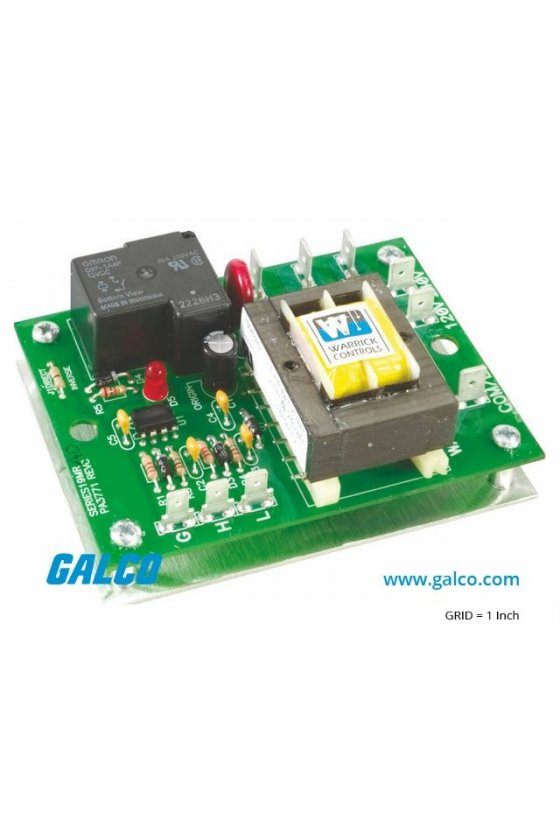 DFC1C0 Control de salida de relé de doble función
