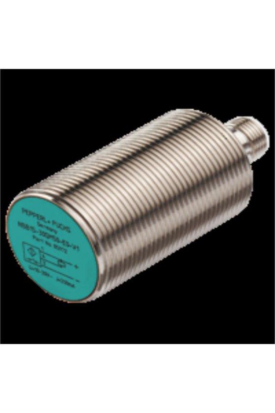 NBB15-30GM60-B3B-V1 (226336) SENSOR INDUCTIVO AS INTERFASE  15 SENSADO 30 DIAMETRO 60 LARGO PROGRAMABLE N.A/N.C CONECTOR V1