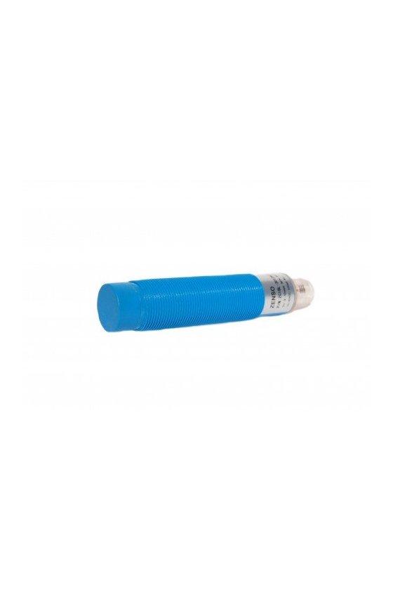ZC18L-3012NCT4  sensor capacitivo 18x2-12mm 10-40vdc npn no nc  saliente 69mm largo