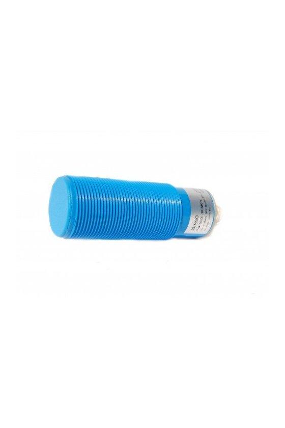 ZC30L-3015PCT4  sensor capacitivo 30x2-15mm 10-40vdc pnp. no+nc raso 100mm largo