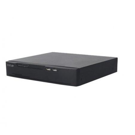 SN1A-4X4T NVR de 4 canales con 4 puertos Plug and Play  PoE