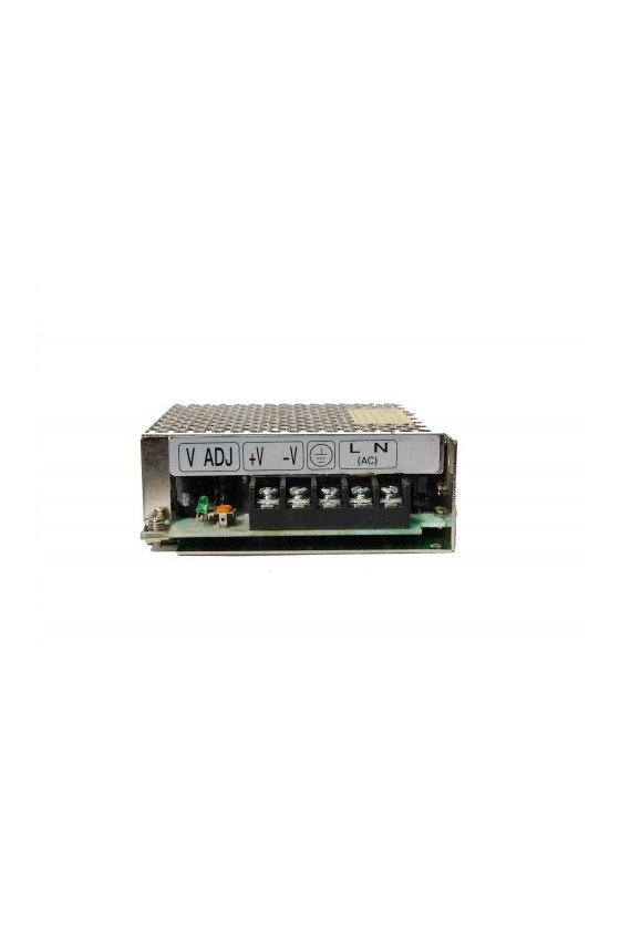 ZF255 fuente de poder input...