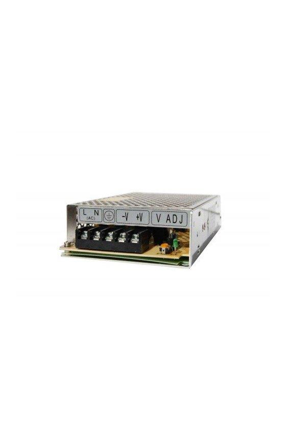 ZF505 fuente de poder input 100-240 vac output + 5v / 10amps.