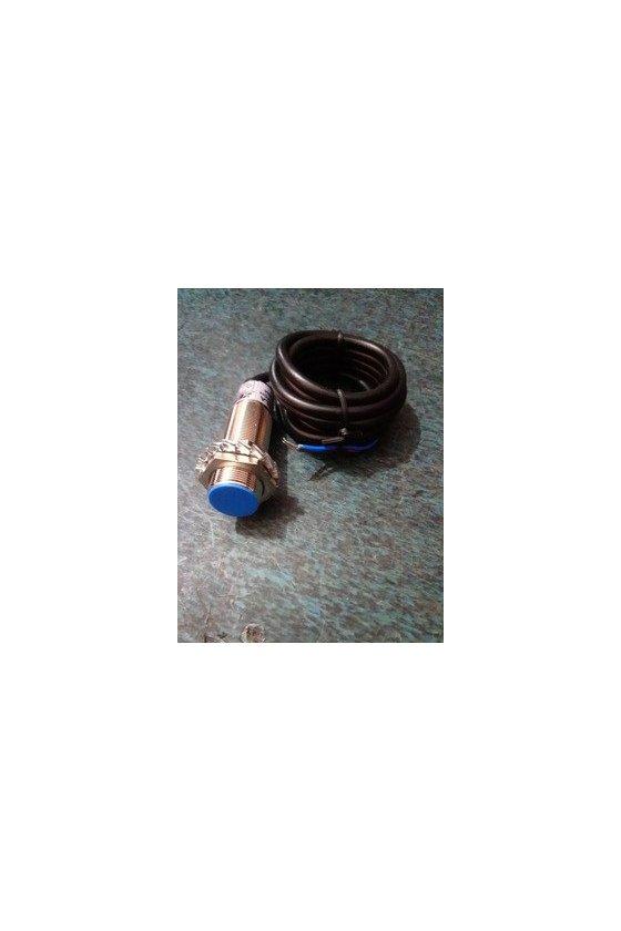 ZI12-3002LA sensor inductivo 12x2mm 6-36vdc no 2 hilos raso 52mm largo