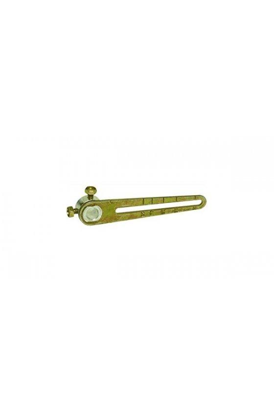26026G brazo de manivela del amortiguador para un eje del amortiguador de 1/2 pulgadas