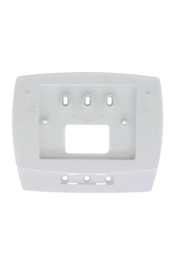 50033847-001 placa adaptadora para montar termostatos de fan coil en la caja de conexiones