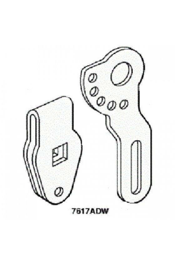 7617ADW  brazo de manivela ajustable del motor modutrol iv