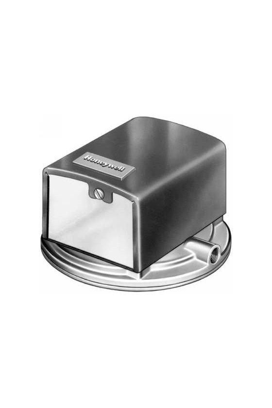 C645E1002  interruptor de presión, aire o aceite combustible destilado, reciclaje automático, 3 in wc a 21 in wc