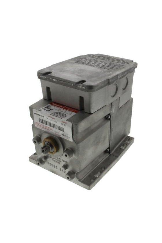 M4185E4014  motor modultrol 60 lb-in, retorno por resorte, dos posiciones, voltaje de línea, 1 interruptor auxiliar, 120v