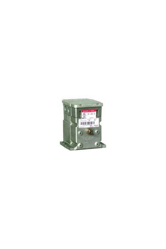 M6184F1014  motor modultrol  150 lb-in, retorno sin resorte, control flotante, 2 auxiliares Interruptores, 24 v
