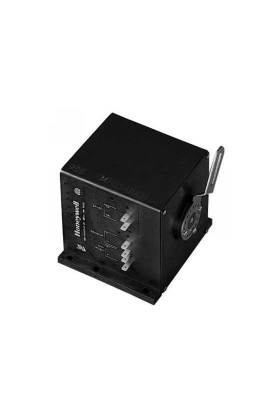 M6415A1016  motor modultrol 25 lb-in, sr black motor, control flotante, 24v