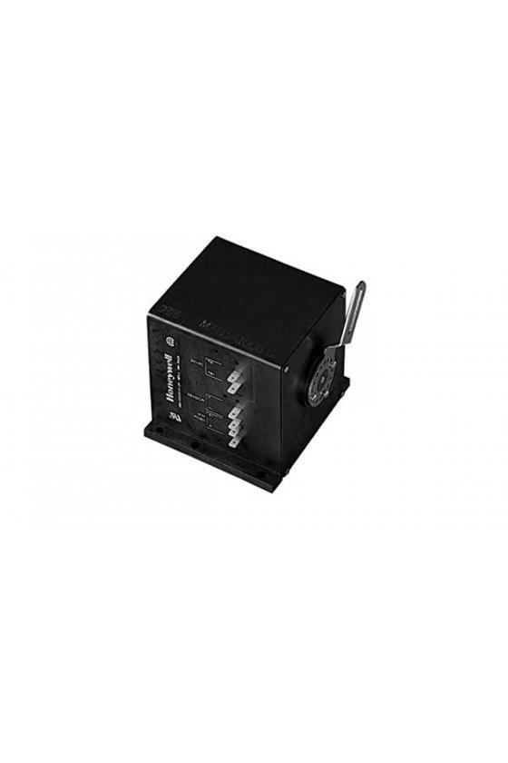 M7215A1008 motor modutrol 25 lb-in, sr black motor, control de 2-10 vdc, 24v