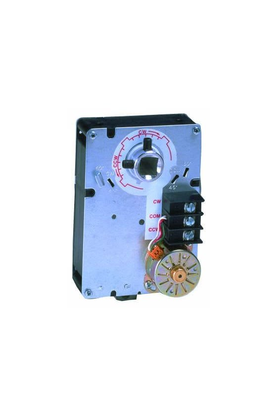 ML6161B2024/C  actuador spdt flotante con 35 lb-pulg., sin retorno por resorte, 24 vca ± 20%