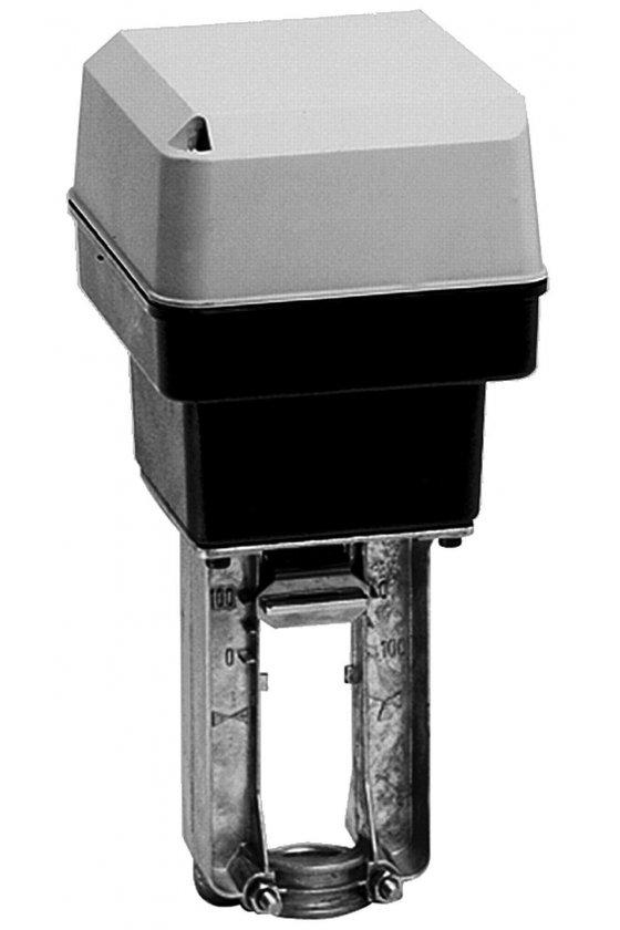 ML7425A3013  reduzca la potencia en el actuador de válvula de acoplamiento directo con fuerza nominal de 135 lbf