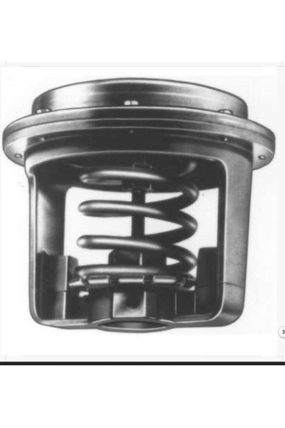 MP953D1107  actuador de válvula, rango de resorte de 8-13 psi y carrera de 3/4 pulg.