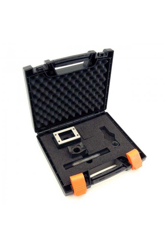 1325 Ponchadora rectangular 36mmx52mm, conectores Multipol. 6 Polos