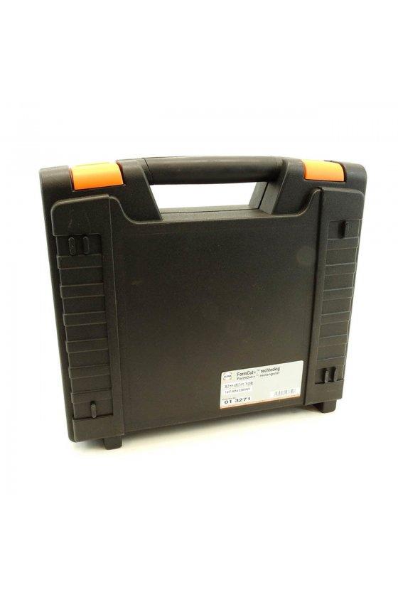 1327 Ponchadora rectangular 36mmx86mm, conectores Multipol. 16 Pines