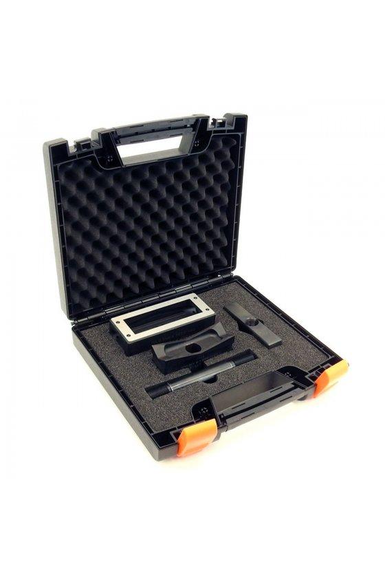 1328 Ponchadora rectangular 36mmx112mm, conectores Multipol. 24 Pines