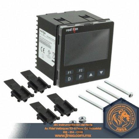 PXU31A50 CONTROL DE PROCESOS 1/4 SAL. 4-20mA  SALIDA SECUNDARIA A RELE  RS-485  100-240VAC