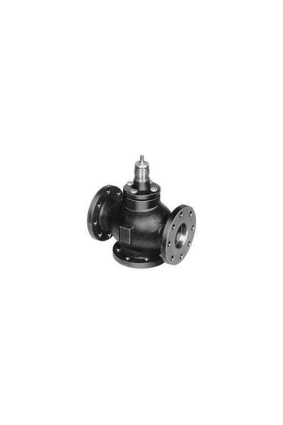V3361E4003  válvula de globo con brida de 3 vías