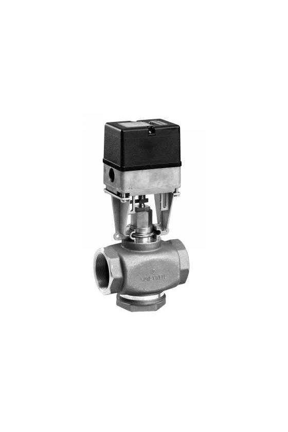 V5011N2014  bidireccional, globo, 1/2 in, (hembra) npt, 1.16 cv, agua o glicol o vapor